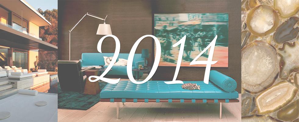 Trendy Interior Ideas for 2014