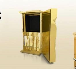 Exclusive Design at Harrods Boca do Lobo - Millionaire Safe Box