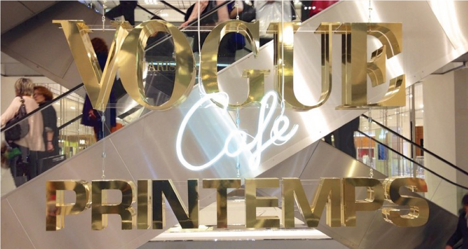 Vogue is in love with Printemps Vogue is in love with Printemps Vogue is in love with Printemps Vogue is in love with Printemps