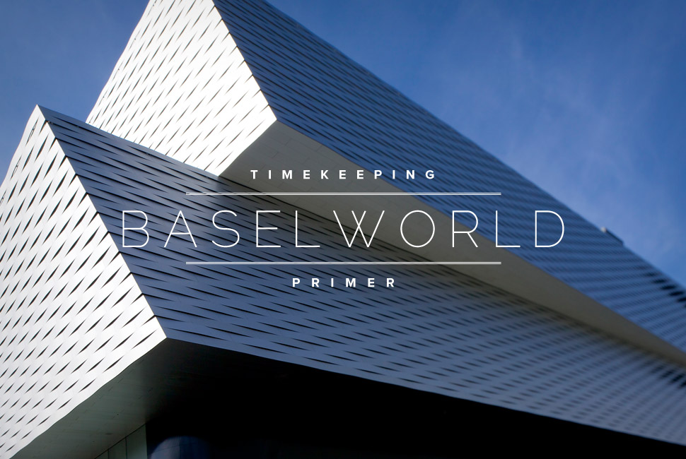 Baselworld 2014 Press Report - Day One