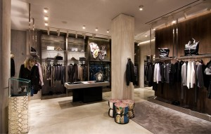 Roberto Cavalli opens the largest boutique in the world in Milan  Roberto Cavalli opens the largest boutique in the world in Milan Roberto Cavalli opens the largest boutique in the world in Milan 300x191