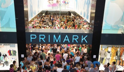 The cheap chic is heading to America - First Primark Store