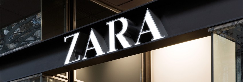 Store Opening Announcement: Zara New Store at Glendale Galleria