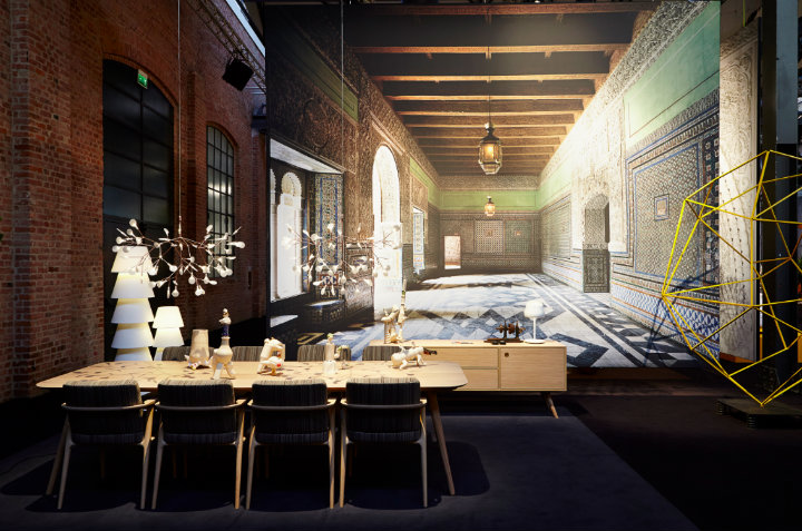 Where to buy Moooi in New York City ? Where to buy Moooi furniture in New York City Where to buy Moooi furniture in New York City where to buy moooi in new york city studio novelties salone del mobile panoramic view 2