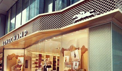 Longchamp Paris - The Label's Biggest European Store