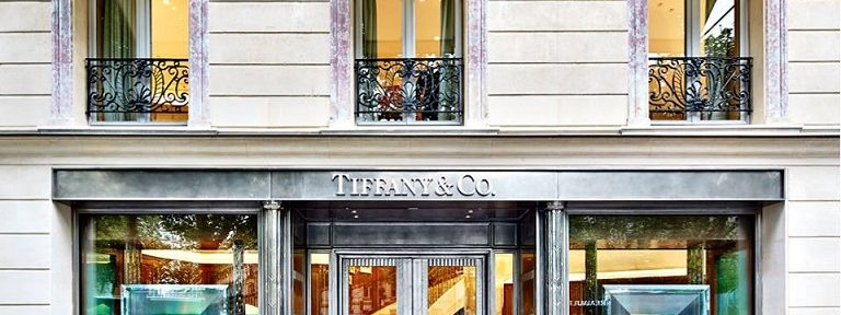 New Tiffany & Co. Flagship Store At Champs-Élysées