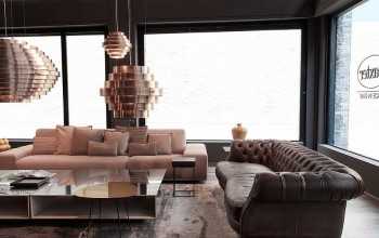 Luxury Italian Furniture - Baxter Milan Store