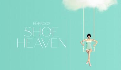 Harrods unveils its largest project: Harrods Shoe Heaven