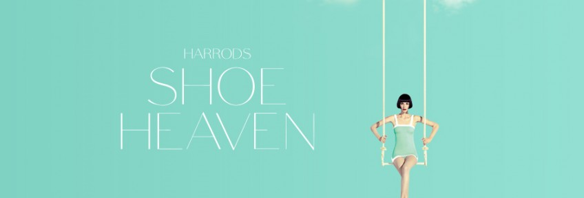 Harrods unveils its largest project: Harrods Shoe Heaven Harrods unveils its largest project: Harrods Shoe Heaven Harrods unveils its largest project: Harrods Shoe Heaven Harrods unveils its largest project Harrods Shoe Heaven 848x288