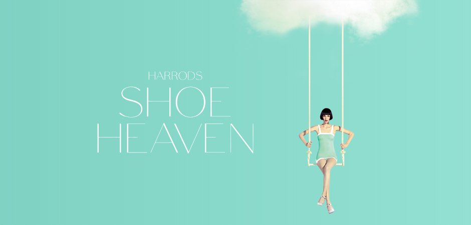 Harrods unveils its largest project: Harrods Shoe Heaven
