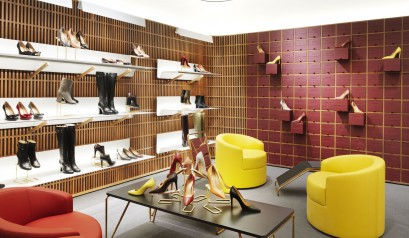 Bally's new flagship store in London's New Bond Street