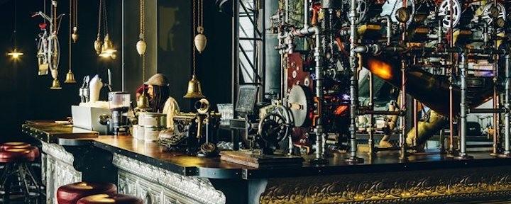 Top Coffee Interior Design Shops
