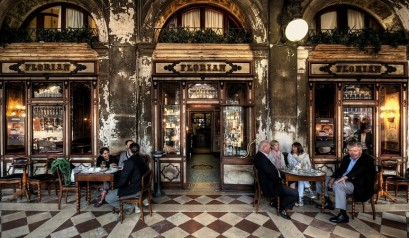 The Most Beautiful Coffee Shops In The World - Part I - Cafe Florian | Italy – Venice the most beautiful coffee shops in the world The Most Beautiful Coffee Shops In The World – Part I caff   letterari 409x238