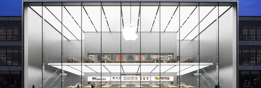 "Massive New Apple Store in China - The ""Making of"""