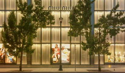 STORE OPENING: MIU MIU NEW STORE AT MIAMI DESIGN DISTRICT STORE OPENING:  MIU MIU