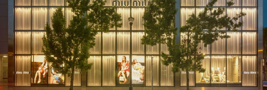 STORE OPENING: MIU MIU NEW STORE AT MIAMI DESIGN DISTRICT