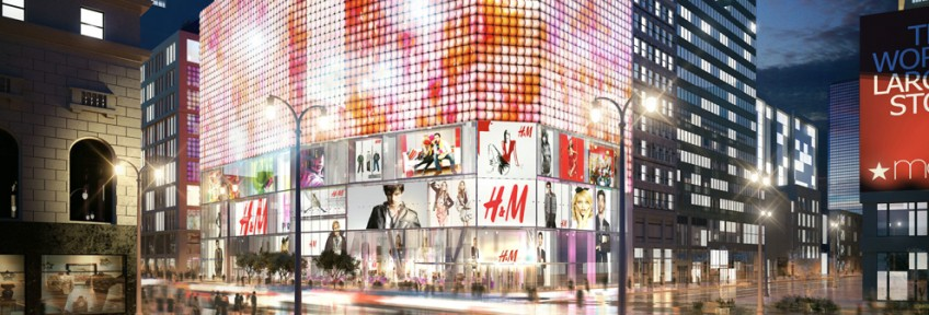 The great opening of H&M STORE in NY h&m store in nyc The great opening of H&M STORE in NY The great opening of HM STORE in NY 848x288