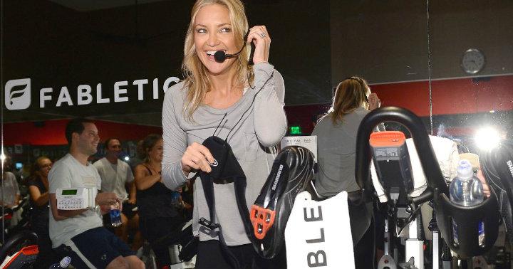 New-Kate-Hudson-sportswear-at-Kenwood-fashion-store