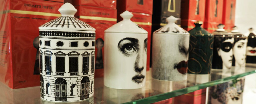 New Fornasetti Store at the Milan Fashion District