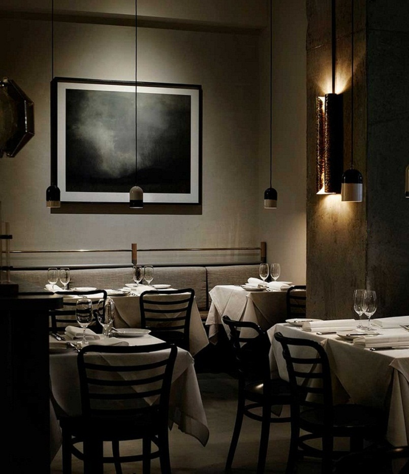brabbu contract brabbu contract Top 10 Hospitality Design Projects by BRABBU Contract Prix Fixe Melbourne Restaurant by Fiona Lynch Yellowtrace 02 1