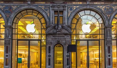Apple Regent Street has reopened in London with a new layout