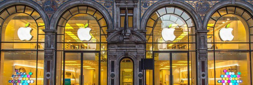 Apple Regent Street has reopened in London with a new layout apple regent street Apple Regent Street has reopened in London with a new layout feat 3 848x288