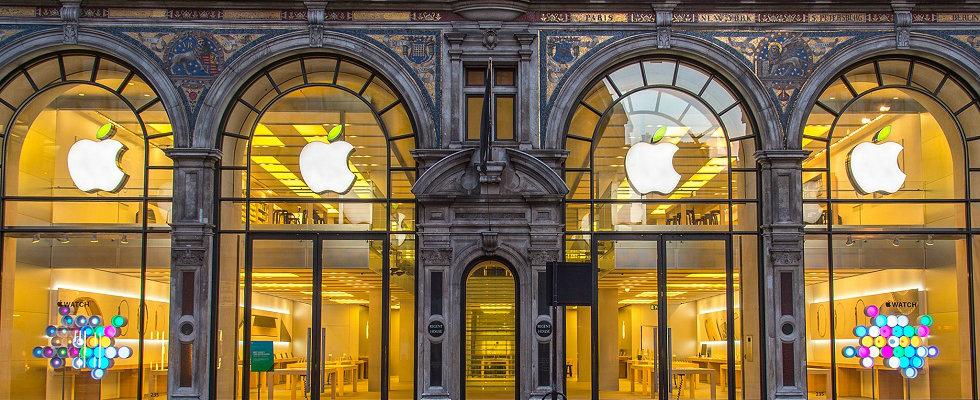Apple Regent Street has reopened in London with a new layout apple regent street Apple Regent Street has reopened in London with a new layout feat 3