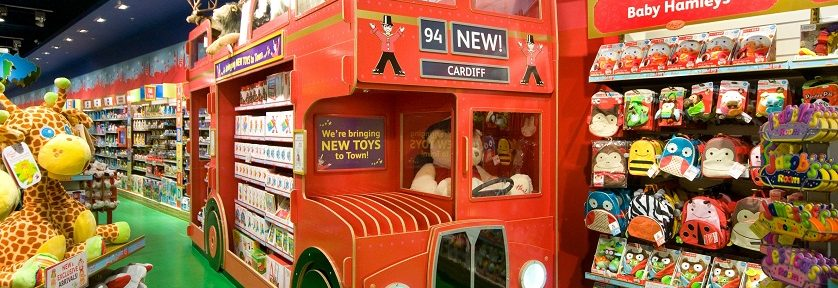 Best places to shop: Top 5 Best Toy Stores in the World ➤To see more Interior Design Shop ideas visit us at http://interiordesignshop.net/ #interiordesignshop #bestshops #bestinteriordesignshops @intdesignshop best toy stores in the world Best places to shop: Top 10 Best Toy Stores in the World hamleys iconic bus 838x288