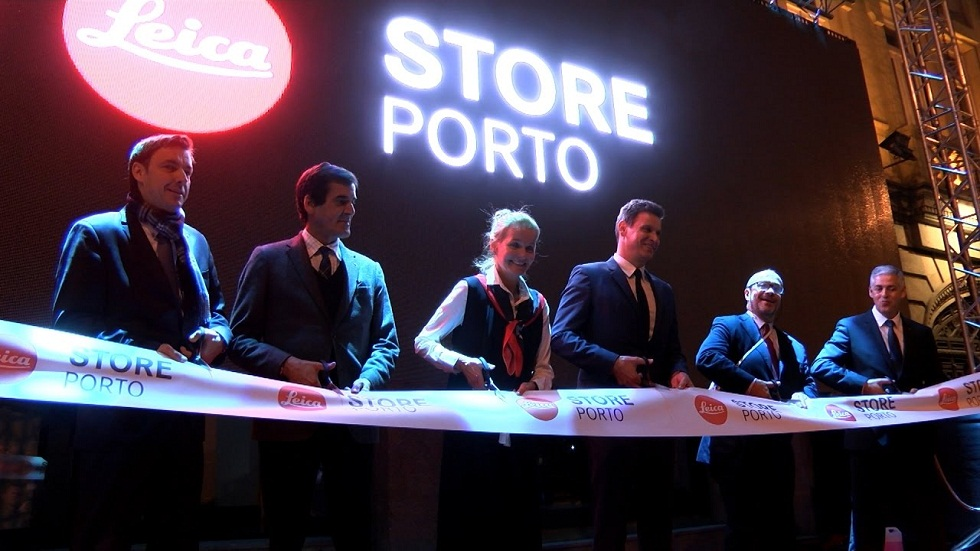 Interior Design Shops: New Grand Opening of the German Leica Store in Porto leica store in porto New Grand Opening of the German Leica Store in Porto 2 3