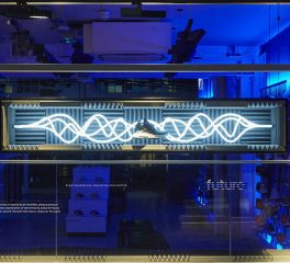 Adidas Originals Flagship Store in London Revamp by StudioXAG