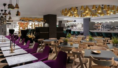 Meet The Amazing Sandwich Restaurant by Tom Dixon