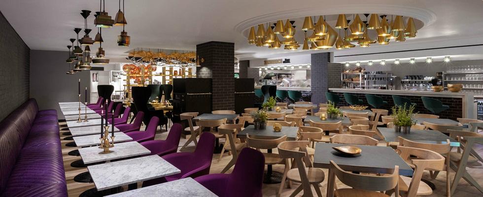 Meet The Amazing Sandwich Restaurant by Tom Dixon
