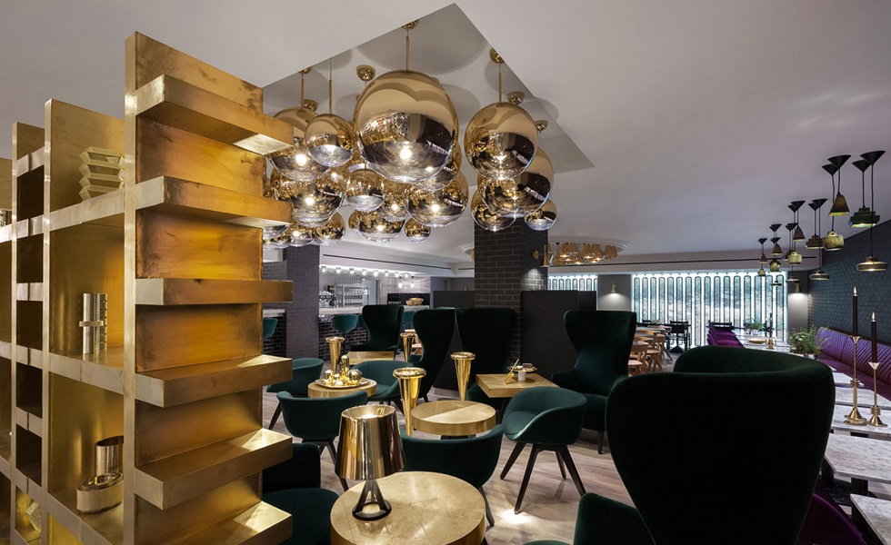 Interior Design Shop: Meet The Amazing Sandwich Restaurant by Tom Dixon