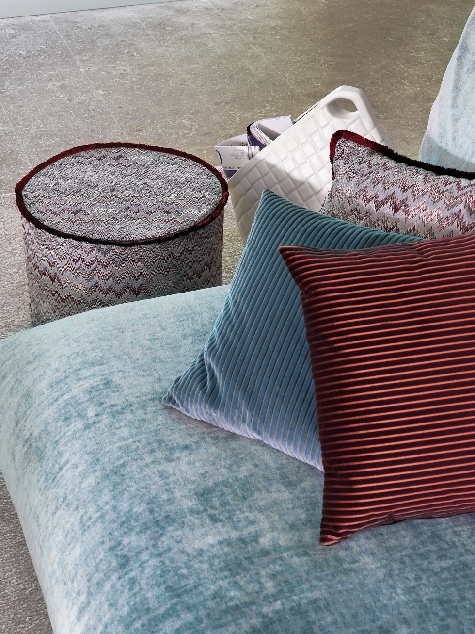MISSONI HOME PRESENTS SPRING TRENDS 2017