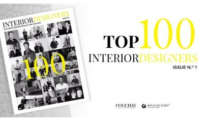 BOCA DO LOBO AND COVETED MAGAZINE PRESENT TOP 100 INTERIOR DESIGNERS