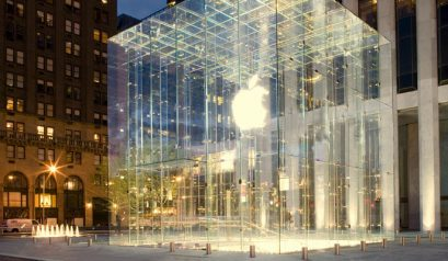 Meet The 10 Most Beautiful Retail Stores in the World most beautiful retail stores Meet The 10 Most Beautiful Retail Stores in the World apple store ny 409x238