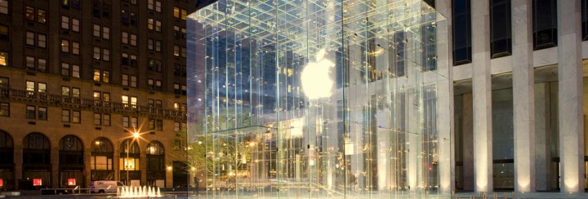 Meet The 10 Most Beautiful Retail Stores in the World most beautiful retail stores Meet The 10 Most Beautiful Retail Stores in the World apple store ny 848x288