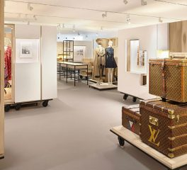 Meet The Louis Vuitton Historic Home And Atelier in Asnières, France