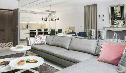 Discover A Modern And Eclectic Apartment In Paris