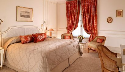 Le Meurice, the Most Romantic Hotel In Paris by Philippe Starck most romantic hotel in paris Le Meurice, the Most Romantic Hotel In Paris by Philippe Starck feat 5 409x238