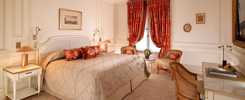 Le Meurice, the Most Romantic Hotel In Paris by Philippe Starck