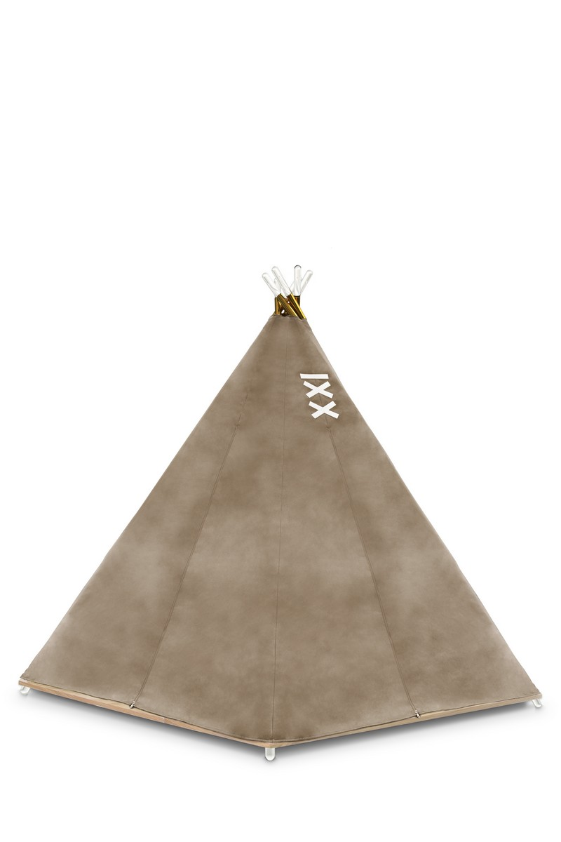 Kids Bedroom Ideas: Meet Original Teepee Room By Circu ➤To see more interior design ideas and the best shops visit us at http://interiordesignshop.net #interiordesign #salonedelmobile #isaloni @interiordesignshop original teepee room Kids Bedroom Ideas: Meet Original Teepee Room By Circu 4 3