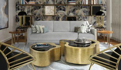 Take a Tour Inside A Modern And Opulent Décor Apartment