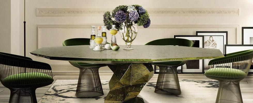 25 Incredibly Amazing Interior Design Ideas For Unique Dining Rooms
