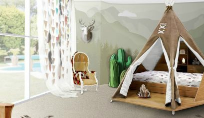 Kids Bedroom Ideas: Meet Original Teepee Room By Circu ➤To see more interior design ideas and the best shops visit us at http://interiordesignshop.net #interiordesign #salonedelmobile #isaloni @interiordesignshop