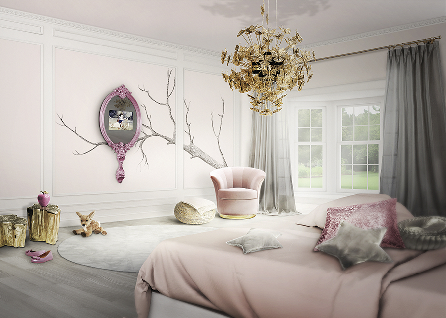 25 Magical And Most Inspiring Kids Bedroom Ideas ➤To see more interior design ideas and the best shops visit us at http://interiordesignshop.net #interiordesign #salonedelmobile #isaloni @interiordesignshop