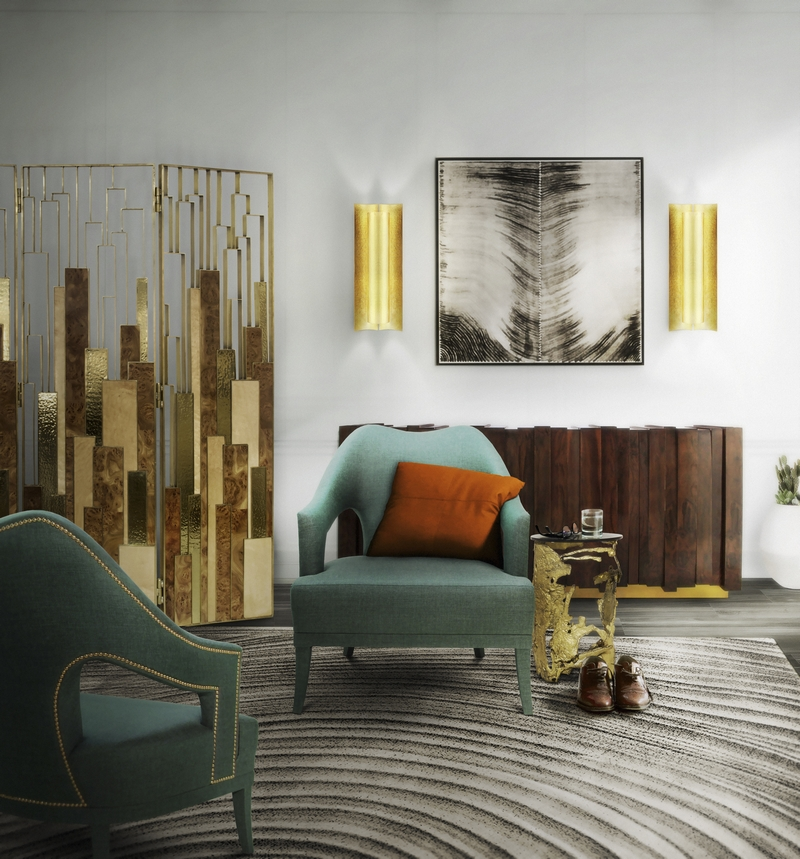 bespoke armchairs Best Design Projects To Inpire You With The Most Bespoke Armchairs BB Living Room 17