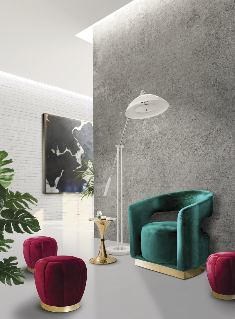 bespoke armchairs Best Design Projects To Inpire You With The Most Bespoke Armchairs DL Living Room mar17 6