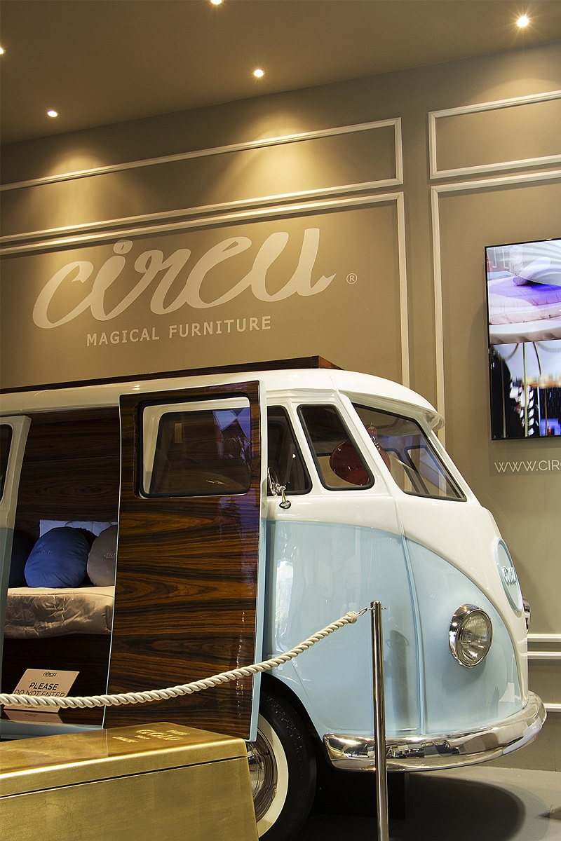 iSaloni 2017 Highlights: Enchanted World Of Circu Magical Furniture ➤To see more interior design ideas and the best shops visit us at http://interiordesignshop.net #interiordesign #salonedelmobile #isaloni @interiordesignshop iSaloni 2017 iSaloni 2017 Highlights: Enchanted World Of Circu Magical Furniture iSaloni 2017 Highlights Feel The Magic By Circu 1