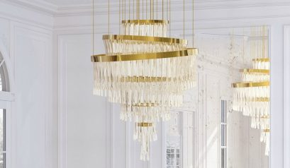 13 Bespoke Chandeliers To Make Your Home Sparkle